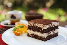 Cheesecake, Mint, Sweets, Ethnic Recipes, Touch, Foods, Marmalade, Food Food, Food Items