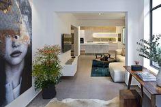 Garden Apartment by BLV Design/Architecture (2)