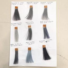 Balayge Blond, Grey Hair, Avon, Tassel Necklace, Colour, Fashion, Color, Moda, Fashion Styles