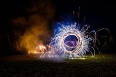 Pokaz weselny  #fireshow #antares #fireproof #fire #spark #poi #shine #beauty #fireworks #show #festival #ogień #pokaz #konkurs #iskry #piękno #festiwal