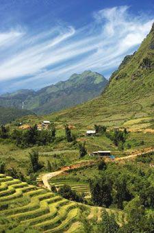 Sapa - lots of Vietnam travel info here