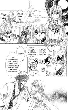 Read manga Hanatsuki Hime 001 online in high quality