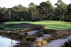 PGA Golf Club Dye Course, Port St. Lucie, Florida