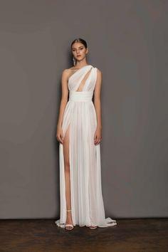 Greek Wedding Dresses, Bridal Dresses, Bridesmaid Dresses, Goddess Wedding Dresses, Elf Wedding Dress, Bridal Gown Styles, Bridal Outfits, Gown Wedding, Women's Fashion Dresses