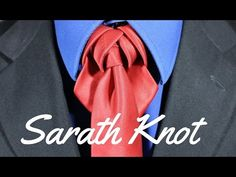How To Tie a Tie - Bow Tie Bonney Cross Knot - YouTube