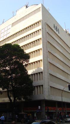 Sede da Associação Brasileira de Imprensa, Rio de Janeiro, Brasil, Maurício e Marcelo Roberto, 1943