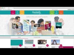 Tutoriel Genially 2.0 partie 1 - YouTube