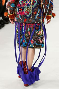 20 runway looks you probably won't be wearing in real life: