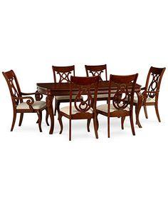 Bordeaux 7-Piece Dining Room Furniture Set