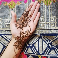 131 Simple Arabic Mehndi Designs That Will Blow Your Mind!