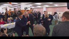 volby 2018 jak volil Zeman Miloš prezident  #volby2018 #zeman #miloszeman #volby #volbaprezidenta #femen #aktivistka