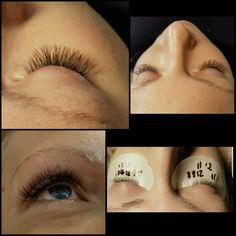 Volume 2D Eyelash Extensions