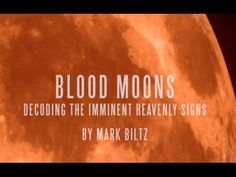 Joseph Farah Interviews Mark Biltz About His New Book: Blood Moons wndbookstv Mark Biltz, Feasts Of The Lord, Jesus Is Coming, Gods Timing, Bible Knowledge, Blood Moon, Decoding, Faith In God, Show And Tell