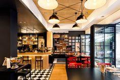 La Pasteria restaurant by ChadiosAssociates Athens  Greece
