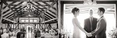 Book a gorgeous barn wedding in Vermont.