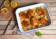 Le poulet crémeux ail-citron de Rasa Malaysia, à ranger dans votre top des recettes qui régalent sans effort. Un délice préparé en moins de 15 minutes.