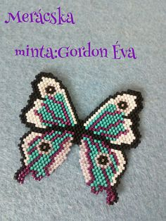Peyote Stitch Patterns, Seed Bead Patterns, Beaded Jewelry Patterns, Beading Patterns, Seed Bead Jewelry, Bead Jewellery, Bead Embroidery Tutorial, Beaded Dragonfly, Beaded Earrings Native