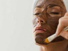 chocolate mask - really good for skin Beneficios Do Chocolate, Chocolate Facial, Mma Classes, Homemade Scrub, Body Is A Temple, Diy Spa, Tips Belleza, Natural Treatments, Face Care