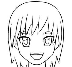como aprender a dibujar expresiones anime y manga 4