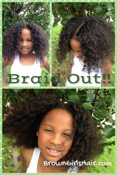 ♥Brown Girls Hair♥