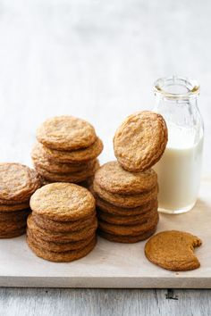 Molasses Snickerdoodles Cookies   Love and Olive Oil