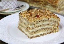 Tort egiptean – Reţeta originală