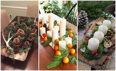 V dnešním článku Vám ukážeme několik kouzelných inspirací na sváteční dekorace, které Vám provoní celý byt tou pravou vánoční atmosférou. Nechte se inspirovat a vytvořte si tyto nádherné dekorace j… Diy Wreath, Wreaths, Table Decorations, Plants, Furniture, Home Decor, Crown Flower, Decoration Home, Door Wreaths