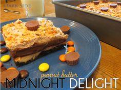 Peanut Butter Midnight Delight