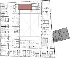 Galería - Hospital Sociosanitario de Mollet / Mario Corea Arquitectura - 31