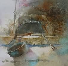Marc Folly aquarelle""