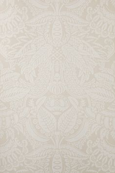 Orangerie BP 2501 | Wallpaper Patterns | Farrow & Ball Could this be used in living room for accent wall?