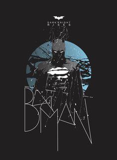 Dark Knight - by Dimitris Evagelou
