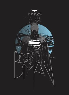 Dark Knight - by Dimitris Evagelou