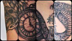 c4999e2984858 The Twisted Jester Tattoo Studio (ttj_studio) on Pinterest