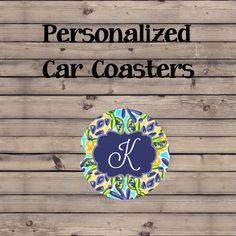 Car Coasters | Monogram Car Coaster | Cup Holder Coaster | Car Decor | Mongram Car Decor #CarCupHolder #StoneCoasters #CupHolderCoaster #CarDecor #MonogramCarCoaster #CarCoaster #CarAccessories #CarCoasters #CupHolderCoasters #MonogramCarDecor
