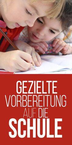 Gezielte Vorbereitung auf die Schule, Empfehlungen des Unterrichtsministeriums