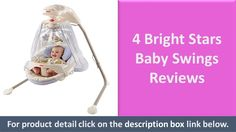 Bright Stars Baby Swings Reviews | Smiles Portable Swing For Babies https://youtu.be/evakCqSp_Ko