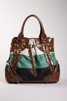 I love this bag!!!  Sold out of course :(   A girl can dream. . .   :  Segolene Paris  buckled tote