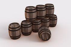 https://pixabay.com/es/barril-vino-antigua-vintage-madera-373040/