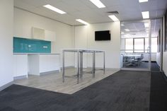 Fitout and furniture for Macey Insurance by Cyclo Office Interiors Office Interiors, Divider, Group, Furniture, Design, Home Decor, Decoration Home, Room Decor, Home Furniture