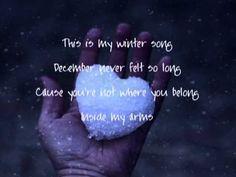 WINTER SONG [Ronan Keating]