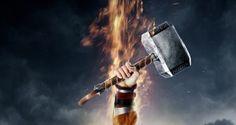 Programador cria #Mjolnir, o martelo do Thor, que só pode ser erguido com confirmação biométrica