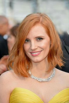 Jessica Chastain in Piaget Jewellery #Cannes2016