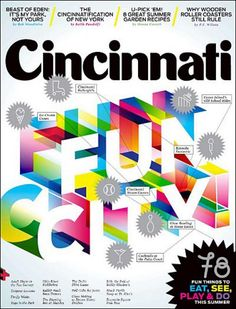 Cincinnati #magazine #cover