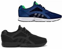 JUST IN;  MENS-ADIDAS-ORIGINALS-RACER-LITE-BLACK-B24795-BLUE-24798-TRAINERS-UK-6-11.  #AdidasTrainers #MensTrainers #AdidasSports #MensSportswear #BetubidAuctions