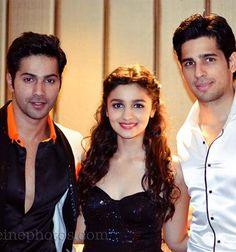 Tête-à-tête with Student of the Year cast – Alia Bhatt Varun Dhawan and Sidharth Malhotra