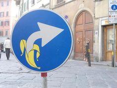 Chet Abrahams street art.