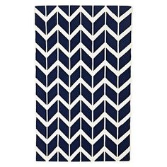 Rug Culture Arrow Wool Rug