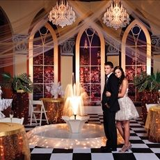 Pump up the fun at #Prom or #Homecoming with this classic Big City Ballroom theme.