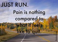 Quitting is painful.
